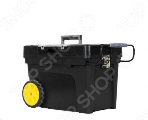 Ящик для инструмента с колесами Stanley 1-97-503 ящик для инструмента с органайзером stanley dewalt tstak dwst1 71194