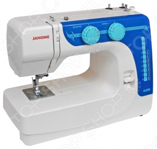 Швейная машина Janome RX 250 швейная машинка janome sew mini deluxe