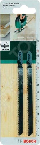 цены Набор пильных полотен Bosch HCS T 301 CD