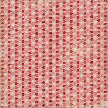 фото Бумага для скрапбукинга двусторонняя Morn Sun Pink Hex, купить, цена
