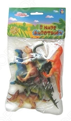 Набор динозавров 1 Toy Т50484