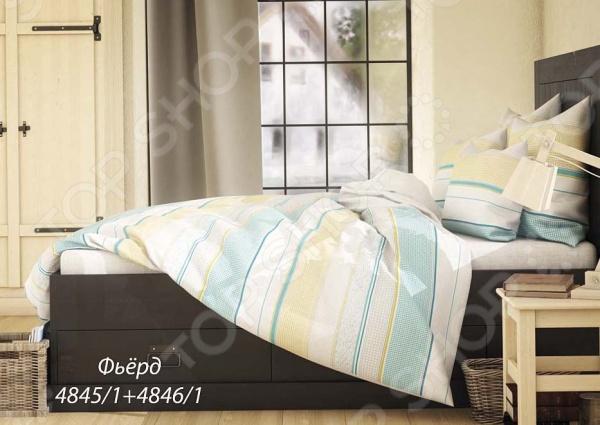 Комплект постельного белья Волшебная ночь «Фьорд». 1,5-спальный палатки фьорд нансен купить в луганске