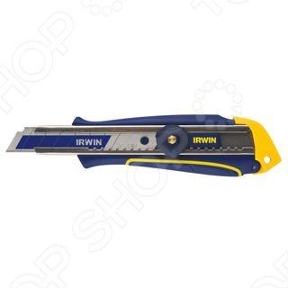 Нож IRWIN Bi-Metal с винтовым зажимом нож irwin с выдвижным лезвием 10507448