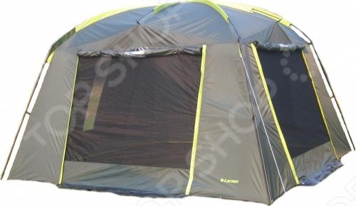 Тент-палатка Larsen Plaza тент палатка larsen plaza n c n s цвет зеленый 350 х 350 х 220 см