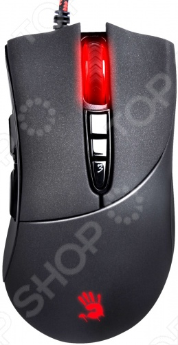 Мышь A4Tech Bloody V3 game mouse Black USB акма v3 610mol black