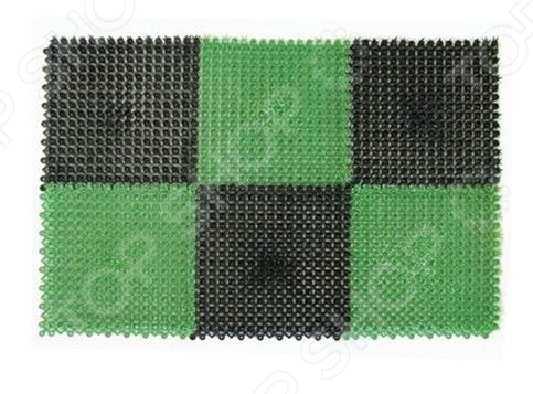 Коврик дверной Vortex «Травка» коврик vortex травка темно коричневый 60х90см на противоскользящей основе