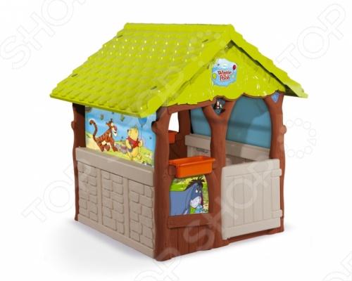 фото Домик игровой Smoby Winnie, Игровые домики. Горки. Качели