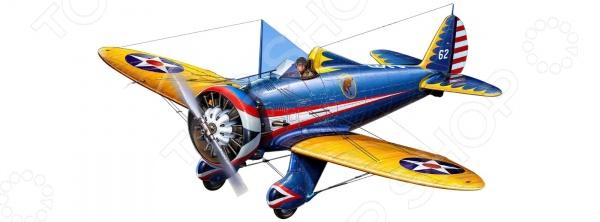 Сборная модель истребителя Revell Boeing P-26A «Peashooter»