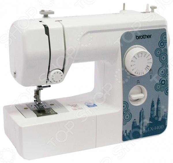 Швейная машина Brother LX-1400 швейная машина vlk napoli 2400