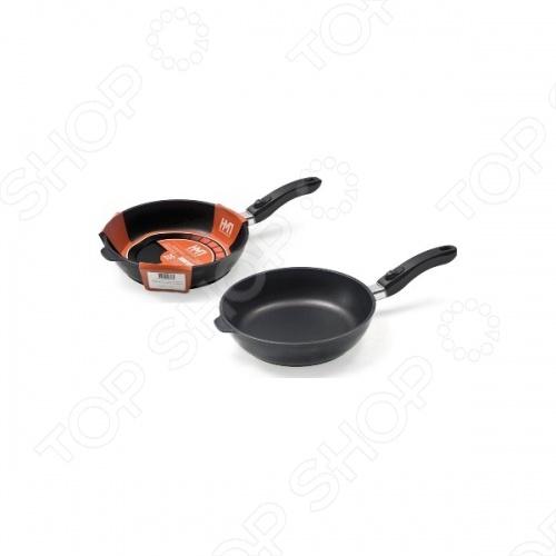 Сковорода со съемной ручкой Нева-металл «Комфортная» сковорода со съемной ручкой нева металл 742