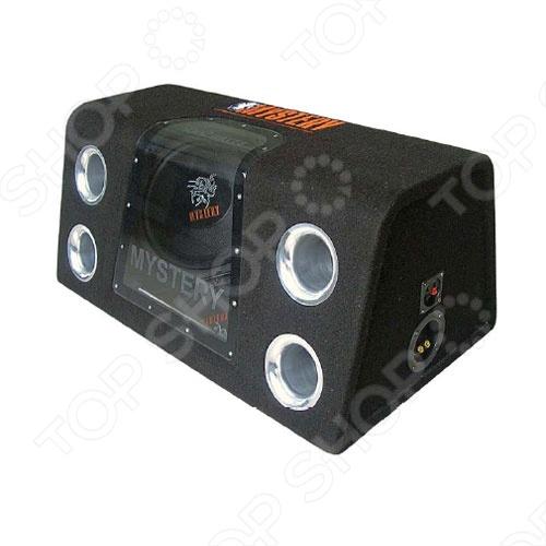 Автосабвуфер Mystery MBP-2500 автомобильный телевизор mystery mtv 970 black