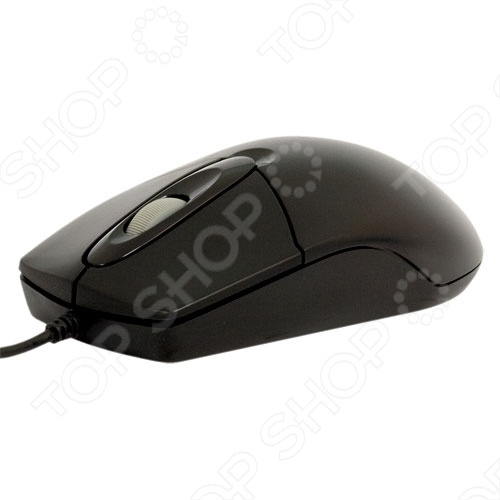 Мышь A4Tech OP-720 Black USB мышь a4tech op 550nu