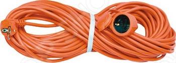 Удлинитель-шнур с заземлением Universal это отличный силовой удлинитель с высококачественным покрытием. Удлинитель влагозащищенный, что позволяет использовать его на открытых пространствах в непогоду. Удлинитель предназначен для использования на строительных площадках, монтажных работах и на производстве. Он рассчитан на напряжение в сети до 250 В. Условия эксплуатации: t от 1 до 35 С при относительной влажности 80