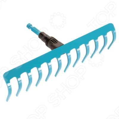 Грабли веерные Gardena 3024 это практичный многофункциональный инструмент, который идеально подходит для очистки, обработки и выравнивания почвы. У грабель 12 зубьев, их рабочая поверхность 30 см. Они могут использоваться с любой ручкой GARDENA сombisystem. Вместе с граблями поставляется деревянная ручка длиной 130 см. Ручка зауженной формы удобно располагается в ладони и предотвращает соскальзывание рук во время работы. Она выполнена из высококачественной упругой древесины ясеня, отлично гасит вибрацию и соответствует лучшим экологическим стандартам.  В комплекте грабли 30 см арт. 3177 деревянная ручка 130 см арт. 3723