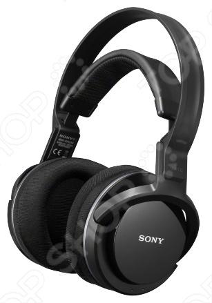 Наушники мониторные беспроводные Sony MDR-RF855RK лонгслив printio keep calm and ski on
