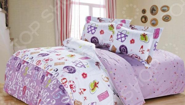 Комплект постельного белья Softline 09339. 2-спальный