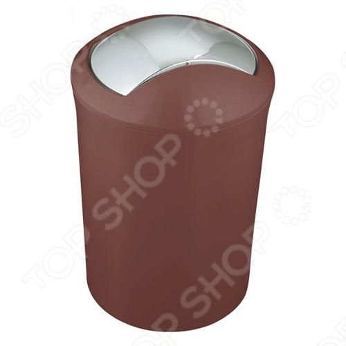 Ведро для мусора Spirella SAVANNAКонтейнеры для мусора<br>Ведро для мусора Spirella SAVANNA очень практично и удобно в использовании. Данная модель отлично впишется в ваш интерьер. Ведро выполнено из качественного материала, благодаря чему прослужит не один год. Ведерко изготовлено из высококачественной пластмассы. Высота: 30 см. Диаметр: 19 см.<br>