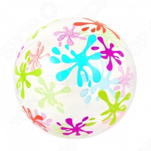 Мяч пляжный Bestway. В ассортименте мяч пляжный 41см bestway 31004