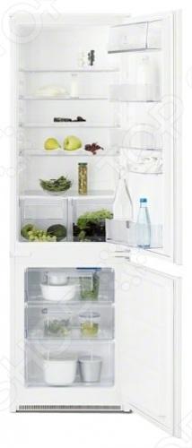 Холодильник встраиваемый Electrolux ENN 92801BW встраиваемый холодильник electrolux enn 92841 aw