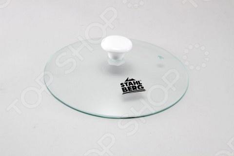 Крышка к мармиту стеклянная 5826-S изготовлена из жаропрочного стекла. Плотно прилегает к мармиту. Имеет отверстие для паровыпуска. Предусмотрена для моделиStahlberg 5864-S.