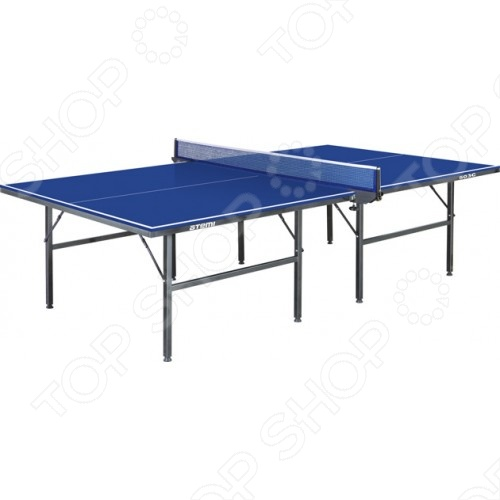 Стол для настольного тенниса ATEMI AT503C Indoor будет замечательной поверхностью для игры. Насладитесь интересной и захватывающей игрой с друзьями или единомышленниками. А в случае ненадобности вы можете с лёгкостью сложить игровую поверхность и не испытывать неудобств от временно ненужного стола.