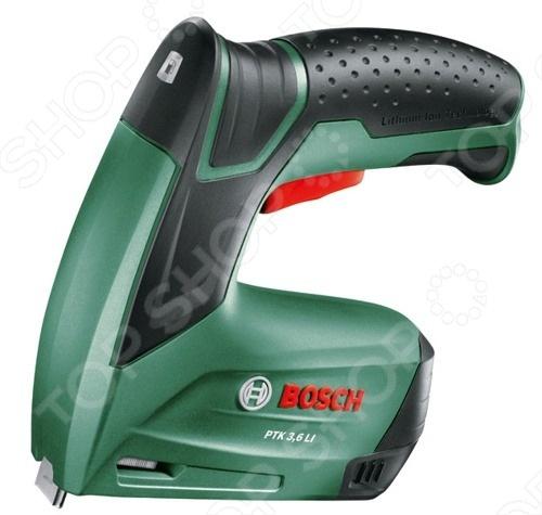 цена на Степлер электрический Bosch PTK 3,6 LI