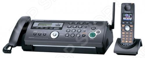Многофункциональное устройство Panasonic KX-FC278RUT факс panasonic kx fc278ru t на основе термопереноса темно серый металлик