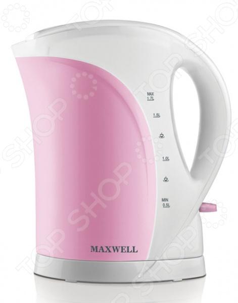 Чайник Maxwell MW-1021 чайник maxwell mw 1057 gy