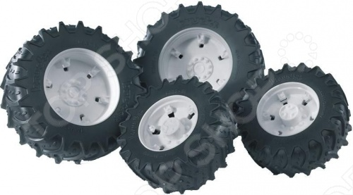 Шины для системы сдвоенных колес Bruder 03-30 шины
