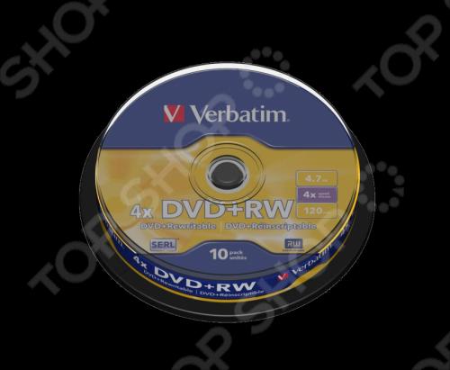 Набор дисков Verbatim 43488