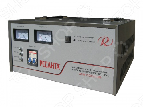 Стабилизатор напряжения Ресанта АСН 12000/1-ЭМ