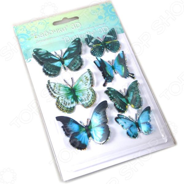 фото Бабочки 3D La Fourmi BTFLBG-01, купить, цена