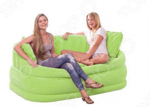 Кресло-софа надувное Intex 68573. В ассортименте