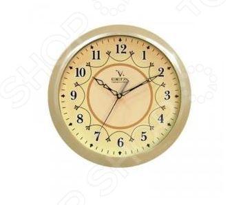 Часы настенные Вега П 1-14/7-12Часы настенные<br>Часы настенные Вега П 1-14 7-12 - популярный элемент в оформлении интерьера. Представить свою жизнь без часов - невозможно, особенно в современном мире, где на счету каждая минута, поэтому настенные часы станут не только красивым но и полезным украшением. Настенные часы помогут подчеркнуть индивидуальность вашего интерьера, а так же подскажут точное время.<br>