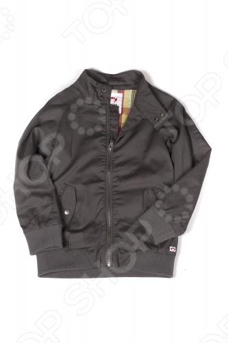 Куртка для мальчика Appaman Barracuda Jacket. Цвет: серый