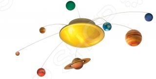 фото Игрушка-ночник Uncle Milton «Солнечная система», Ночники