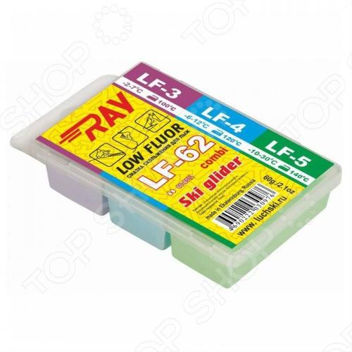 Парафин RAY LF combi t C2/62 Ray - артикул: 52989
