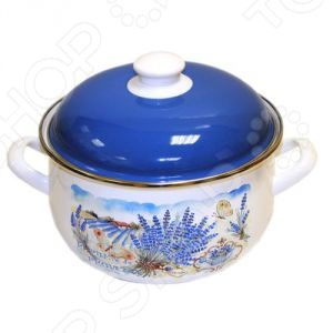Набор посуды Interos «Лаванда»