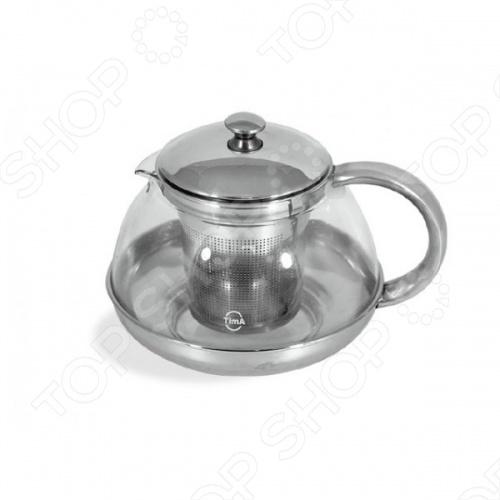 чайник заварочный hunan provincial лотос 600 мл Чайник заварочный TimA «Лотос»