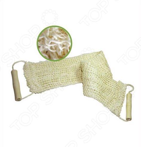 Мочалка из сизаля Банные штучки 40057 мочалка для нежной и чувствительной кожи банные штучки гео��гин