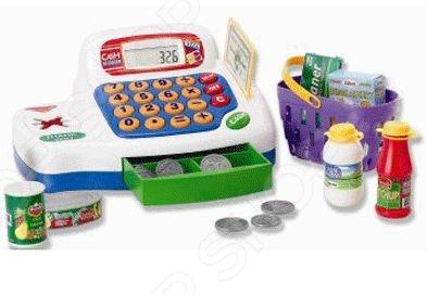 Кассовый аппарат с предметами Keenway 30261 игровые наборы keenway набор кассовый аппарат