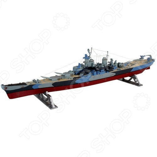 Сборная модель линкора Revell USS Missouri