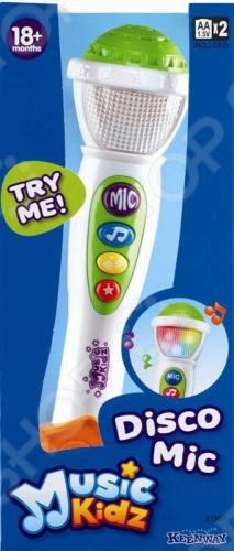 Музыкальная игрушка Keenway Disco микрофон