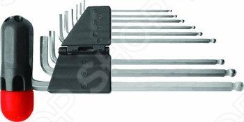 Набор ключей шестигранных FIT 64198 набор шестигранных ключей sata 09102