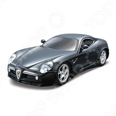 Сборная модель автомобиля 1:32 Bburago Alfa Romeo 8C Competizione
