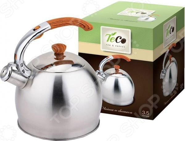 Чайник со свистком Teco TC-110 чайник со свистком teco tc 112