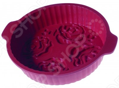 Форма для выпечки силиконовая Regent Букет форма для выпекания металл tvs dolci idee 22см 82078221030201