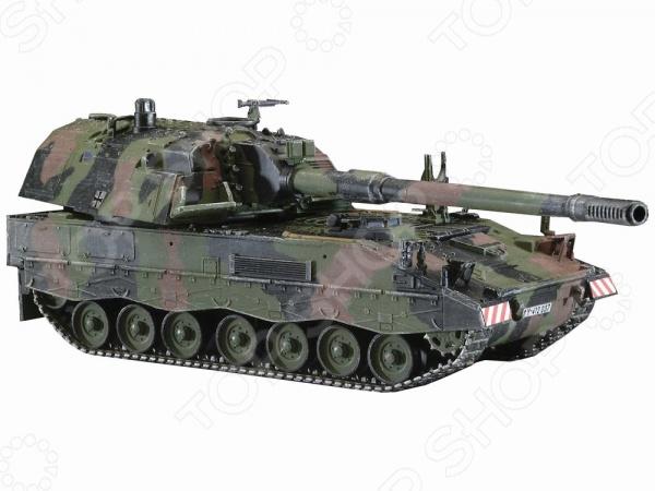 Сборная модель самоходной установки Revell Panzerhaubitze 2000