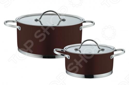 Набор кухонной посуды Bohmann BH-0414 сковорода bohmann bh 751