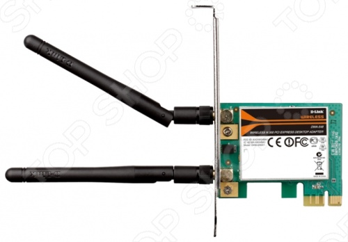 фото Адаптер Wi-Fi D-Link DWA-548, Беспроводные сети
